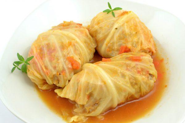 golabki stuffed cabbage