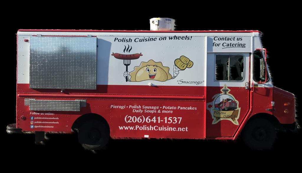 Polish food truck