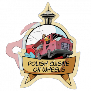 new logo polish cuisine on wheels