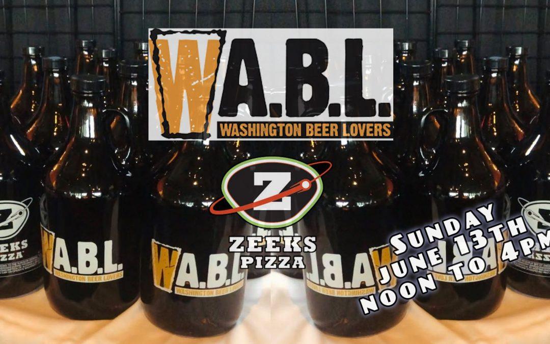 WABL Event @ Crucible Brewing